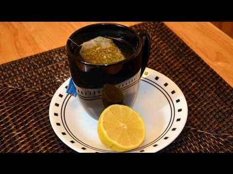 Alia's Tips: Honey Lemon Tea Recipe (for when you have a cold!)