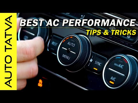 How to keep your car cool this summer ?   Tips for efficient car AC cooling    Hindi