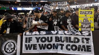 Winning cures all, so Raiders fans still on board… for now