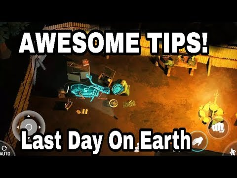 Detailed Guide And Awesome Tips!Last Day On Earth Survival Best Survival Game Android ios