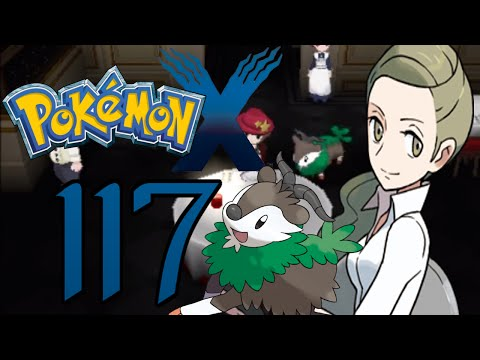 Let's Play Pokémon X - Part 117: Doppelkampfmenü im Restaurant De Luxe