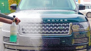 The Ultimate New Car Preparation - Range Rover Autobiography