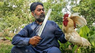 Desi Murgh Gravy / Desi Murgh ka Shorba / Desi Chicken Recipe / Rooster Chicken / Mubarik Ali