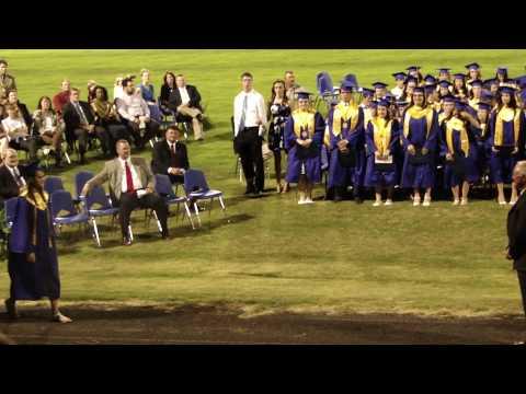 benediction | the buckeye high school, la. senior class of 2010 ... & Goodbye...
