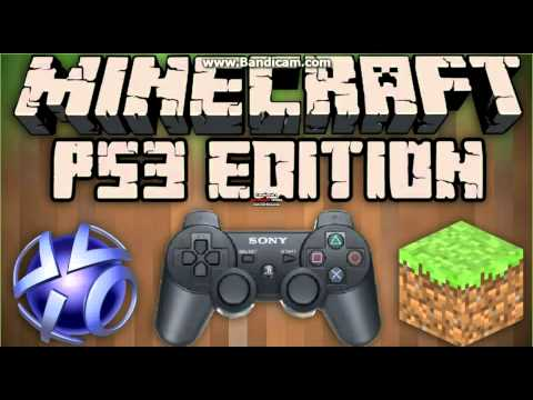 Minecraft how to host and join a server in ps3