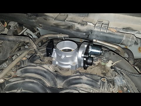 Ford F150 F250 5.4 3v Stalling - Electronic Throttle Body Replacement