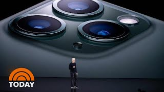 Apple Event Reveals iPhone 11, New Streaming Service   TODAY