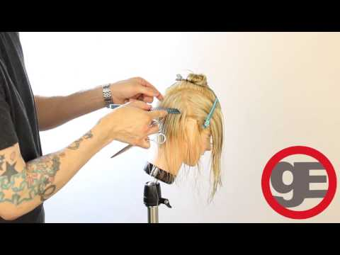 PIXIE STYLE HAIRCUT (Fundamental haircut from FreeSalonEducation.com)