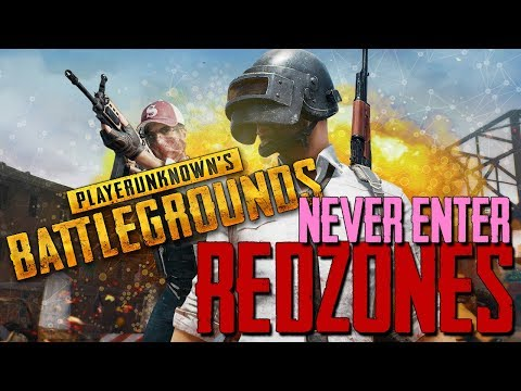 This is exactly why you should NOT enter redzones..