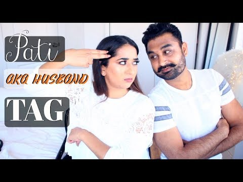 पति परमेशवर ( Husband) Tag Q/A || Indian vlogger Couple