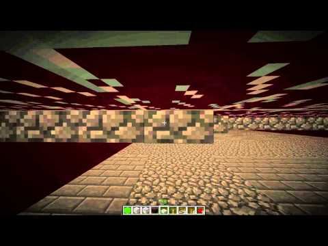Minecraft 1.4 Wither Skeleton Spawn Testing - Wither Skeleton Grinder.