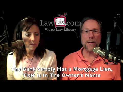 Difference between a mortgage and an agreement for deed