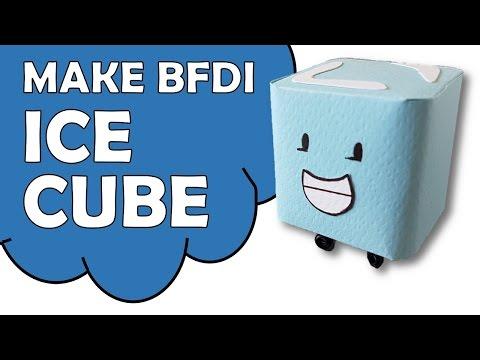 ❄️ Make BFDI Ice Cube ❄️