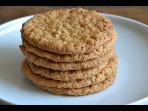 Oatmeal Cookies - SUGARFREE - HEALTHY FOOD - How To QUICKRECIPES