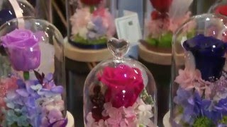 Happy Moment Florist - Preserved Flower Class