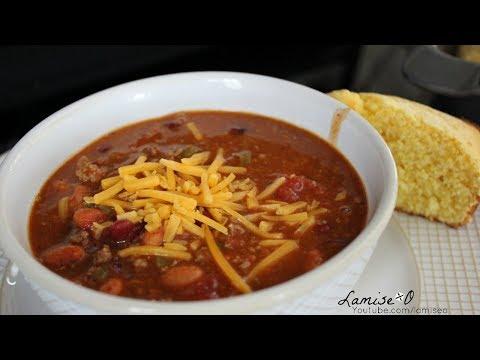 Homemade Chili Recipe | Easy Chili Recipe | Episode 127