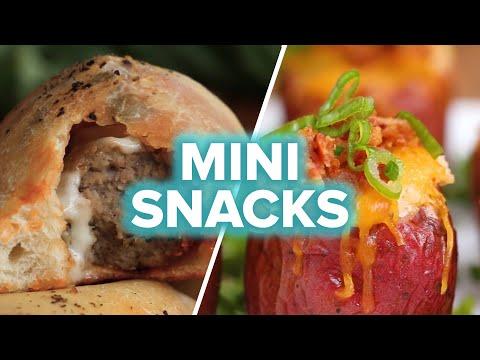 6 Fun-Size Snacks