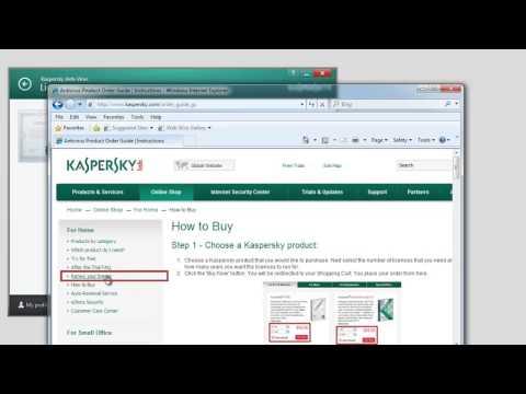 How to renew license for Kaspersky Anti-Virus 2014