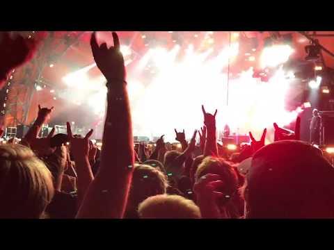 Foo Fighters - Monkey Wrench@ ROSKILDE FESTIVAL 2017