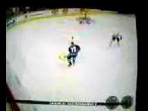 NHL 08 (xbox 360) Game Winning Goal