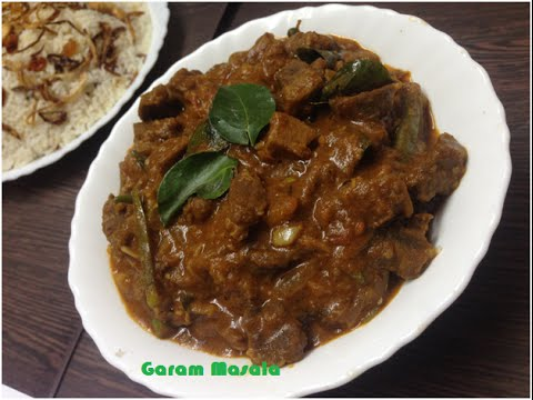Beef  Masala / Beef curry Kerala Style