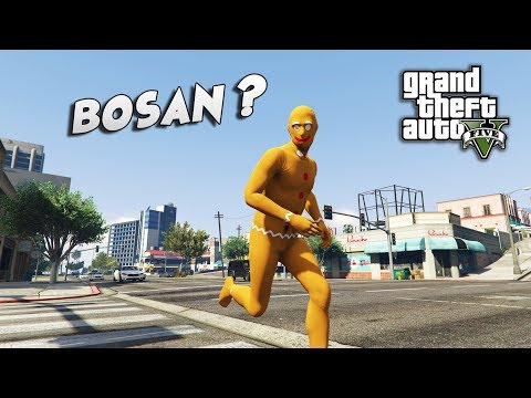 BOSAN. (GTA 5 Malaysia) - GTA 5 Online w/ Team Fires