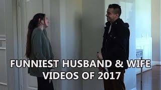 Funniest Husband and wife videos of 2017 | David Lopez