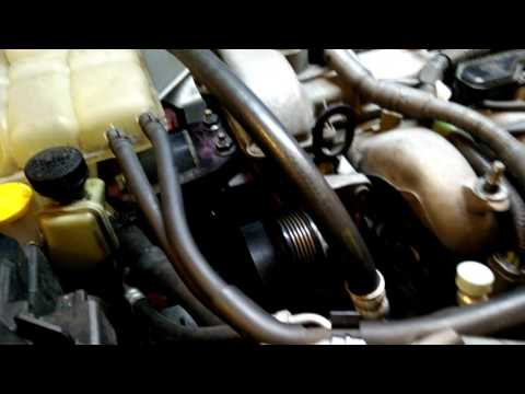 Genpu Mazdaspeed3 easy mode serpentine belt installation