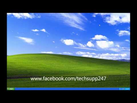 How to enable Click Lock (Mouse) in Windows XP