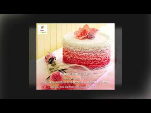Buy Flowers & Gifts Online Shop, Cake Booking by Dial Flower