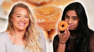 Homemade Vs. Fast Food: Krispy Kreme Doughnuts •Tasty