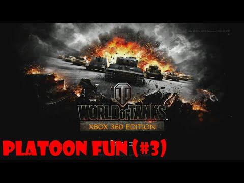 World Of Tanks Xbox 360 Platoon Fun (#3)