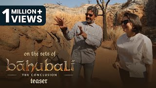 Baahubali 2: The Conclusion | On The Sets | Teaser