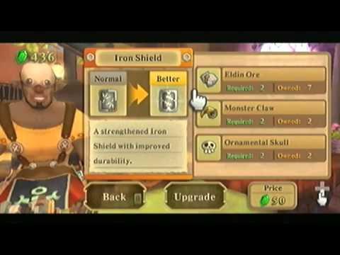 The Legend Of Zelda: Skyward Sword Part 32: MONEY!!!!