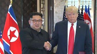 Trump says he trusts Kim Jong Un after North Korea summit