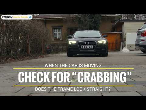 How to Check a Used Car for Accidents