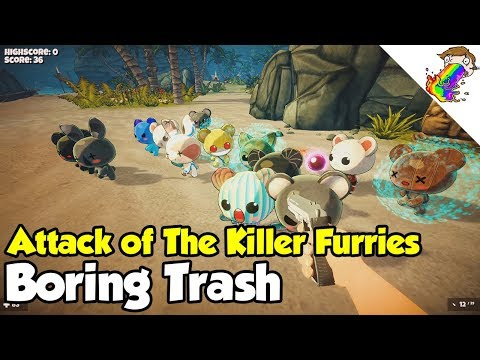 Attack of The Killer Furries | Attack of The Boring Game