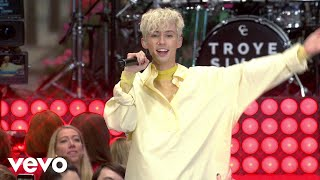Troye Sivan - My My My! (Live on The Today Show)