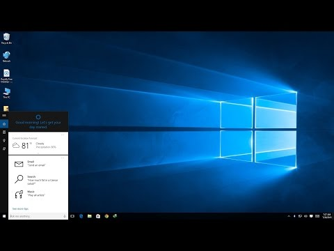 How to Enable Cortana in India or outside US! (Windows 10)