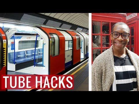 5 Smart London Tube Hacks