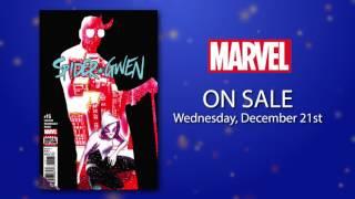 Marvel NOW! Titles for December 21st