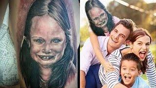 Worlds Worst Tattoos! #55