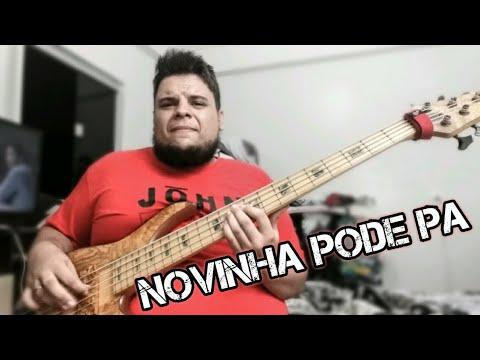FORRÓ NO BAIXO - NOVINHA PODE PA - (Wesley Safadão) Bass Cover