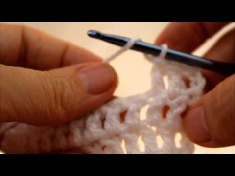 Crochet Treble Stitch UK