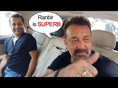 Xxx Mp4 Sanjay Dutt 39 S AMAZING Reaction On Sanju Movie Ranbir Kapoor Super Hit 3gp Sex