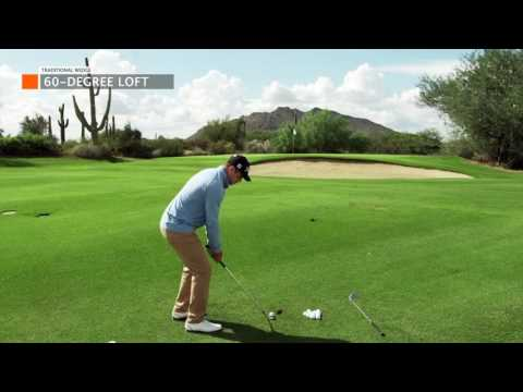 xE1 Wedge vs Traditional Wedge: 30-Yard Flop Shot