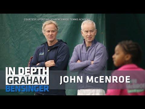 John McEnroe: Giving back to NYC tennis, despite USTA