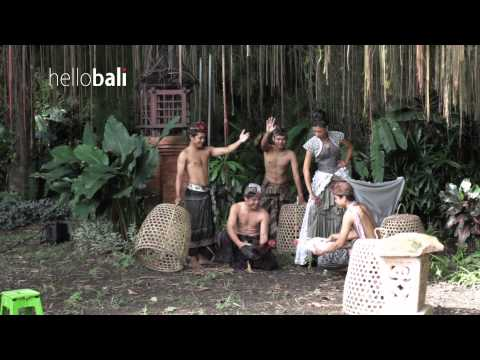 CUT A DASH: ONCE UPON A TIME IN BALI