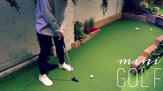 BARDA Deli Mini Golf | Melisa Beleli