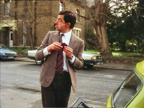 Car keys | Mr. Bean Official